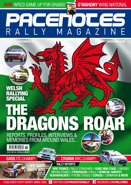 ISSUE 106 - NOV 2012
