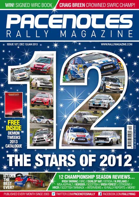 ISSUE 107 - Dec/Jan 2013