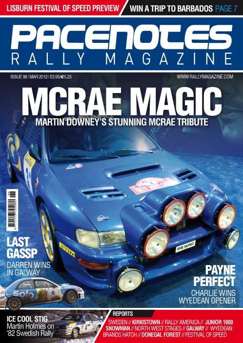 ISSUE 98 - MARCH 2012